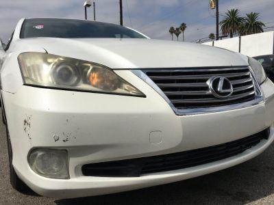 2010 LEXUS ES350 SEDAN! PEARL WHITE! WARRANTY! $1,500 DRIVE OFF SUMMER SPECIAL!