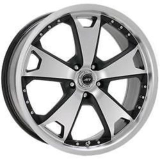 Purchase 20x9 MACHINED/BLACK AMERICAN RACING WHEELS FOR DODGE CHARGER MAGNUM CHRYLSER 300 motorcycle in Spring, Texas, United States, for US $499.00