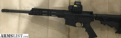 For Sale/Trade: New AR15 7.62x39