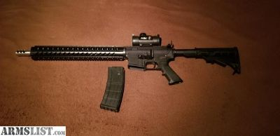 For Sale: .300 BLK Anderson Custom Build