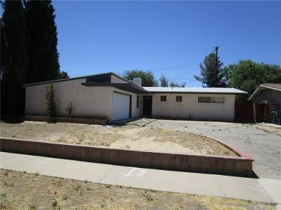 4 Bed 2 Bath Foreclosure Property in Lancaster, CA 93534 - West Avenue H7