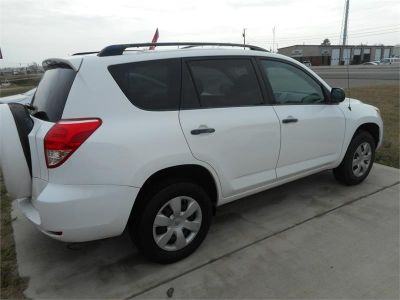 2006 Toyota RAV4 Base (WHITE)