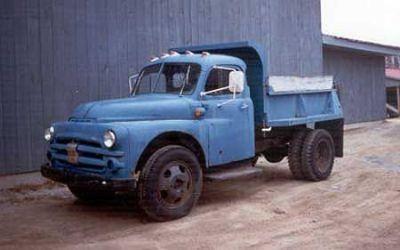 1951 Dodge Dump Truck