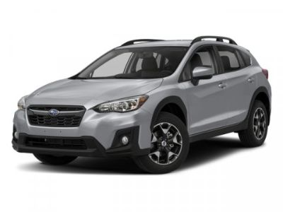 2018 Subaru Crosstrek Limited (Ice Silver Metallic)