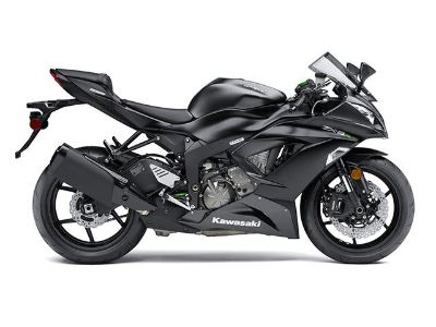 2015 Kawasaki Ninja ZX -6R Supersport Houston, TX