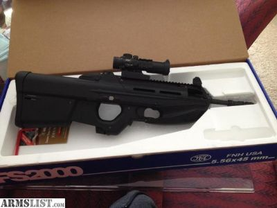 For Sale: FN FS2000 5.56x45