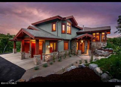 4278 Moosehollow Road PARK CITY Four BR, Impeccable Artistic