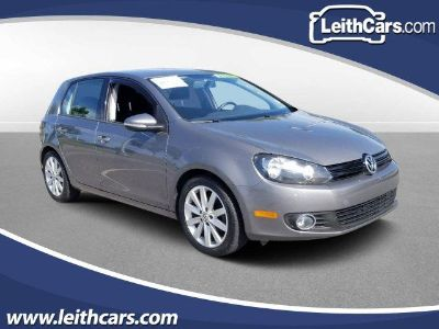 2011 Volkswagen Golf TDI (United Gray Metallic)