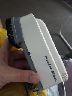 small hand held steamer $8