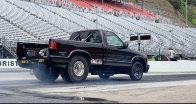1996 s10 Super pro, No box, Footbrake