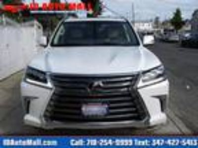 $88700.00 2018 Lexus LX 570 with 2000 miles!