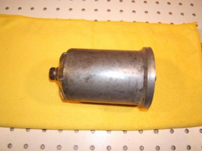 Sell Mercedes W111,112,110,108,109,113,Ponton 4/6cyl oil filter metal 1 canister,#1 motorcycle in Rocklin, California, United States, for US $125.00