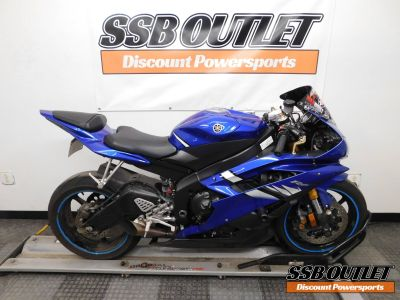 2006 Yamaha YZF-R6 SuperSport Motorcycles Eden Prairie, MN