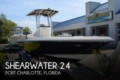 2006 Shearwater 24