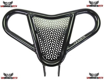 Sell Goldspeed Racing Honda TRX 450R and TRX 450ER Silver Tech Front Bumper Black! motorcycle in Cumming, Georgia, United States, for US $61.99
