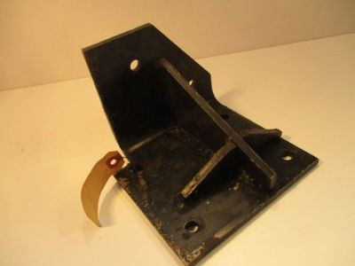 Purchase NOS 67 68 FORD GALAXIE FAIRLANE 390 ADD ON AIR A/C COMPRESSOR BRACKET motorcycle in Hays, Kansas, United States, for US $50.00