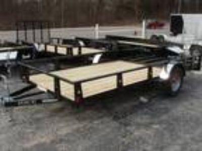 """2019 Rice Trailers SE New Style 76"""" x 10'"""
