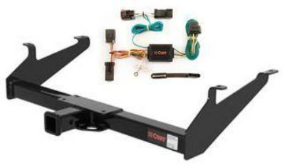 Purchase Curt Class 3 Trailer Hitch & Wiring for 2002 Dodge Ram 6 ft Bed motorcycle in Greenville, Wisconsin, US, for US $157.86
