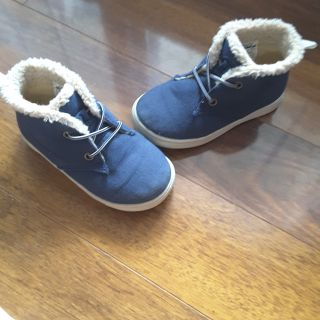 Carters toddler size 8 high tops