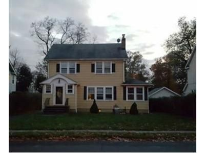 4 Bed 1.5 Bath Foreclosure Property in Plainfield, NJ 07063 - Clinton Ave