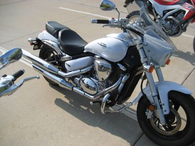 2015 Suzuki Boulevard M50 Cruiser Motorcycles Shawnee, OK