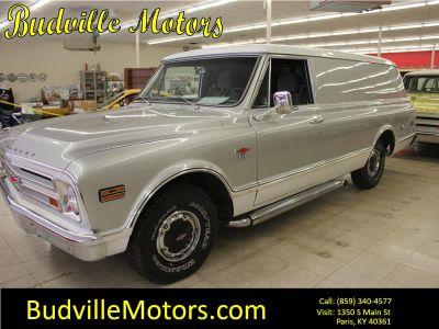1968 Chevrolet Panel Truck
