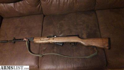 For Sale: Yugo sks and ammo