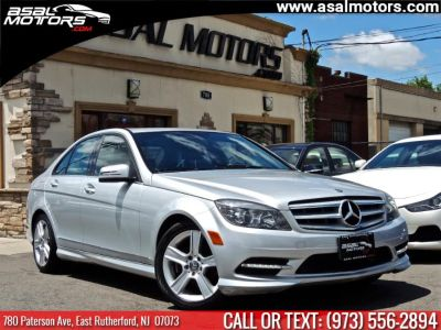 2011 Mercedes-Benz C-Class C300 4MATIC Luxury (Iridium Silver Metallic)