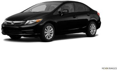 Used 2012 Honda Civic 4dr Auto