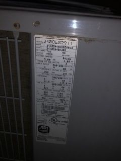 ****HVAC EQUIPMENT FOR SALE****