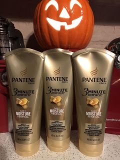 Pantene 3 minute miracle daily moisture conditioner