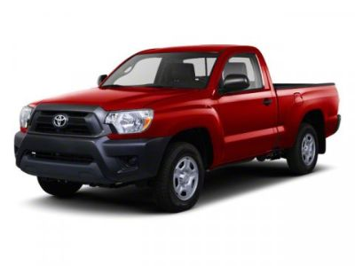2013 Toyota Tacoma Base (Barcelona Red Metallic)