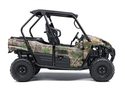 2018 Kawasaki Teryx Camo Side x Side Utility Vehicles Jamestown, NY