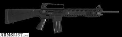 For Sale: NEW ROCK ISLAND ARMORY VR60 PLUS 1 601-A 12GA