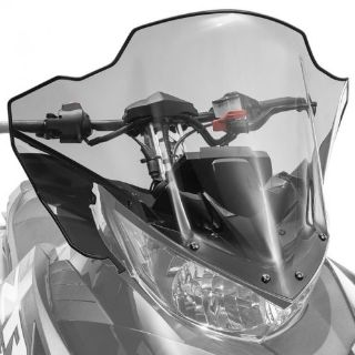 Sell Arctic Cat Mid Windshield Clear Tinted w/Black 2014-2017 ZR XF M 7000 - 7639-372 motorcycle in Sauk Centre, Minnesota, United States, for US $107.99
