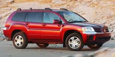 2004 Mitsubishi Endeavor XLS (ULTRA RED PEARL)