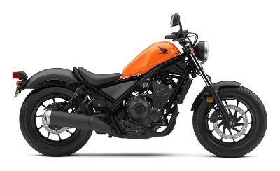 2019 Honda Rebel 500 ABS Cruiser Amherst, OH