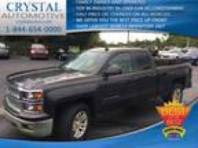 Used 2014 Chevrolet Silverado 1500 Tungsten Metallic, 98.6K miles