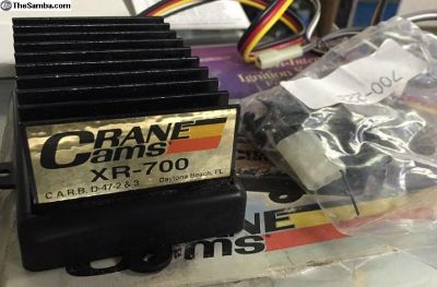 Crane XR700 Ignition Systems New