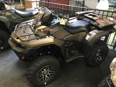 2019 Suzuki KingQuad 750AXi Power Steering SE+ Utility ATVs Bedford Heights, OH