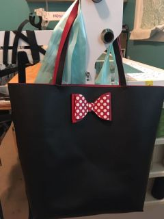 Disney Reversible Minnie Mouse Tote