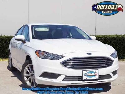 Used 2017 Ford Fusion FWD