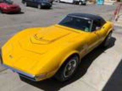 1970 Corvette Lt-1 Convertible 350 V8