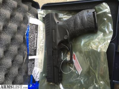 For Sale: Walther ppq m2 9mm leo