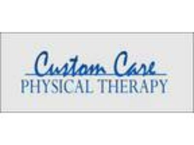 Front Desk Receptionist- Custom Care Physical Therapy