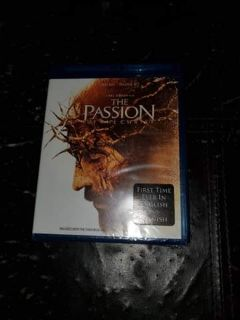 the Passion of the Christ - Blu Ray
