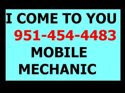 @MOBILE MECHANIC@ WE COME TO YOU! CARS,TRUCKS,BOATS & RV'S