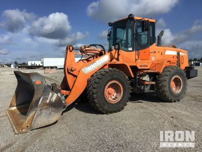 2013 (unverified) Doosan DL250 Wheel Loader