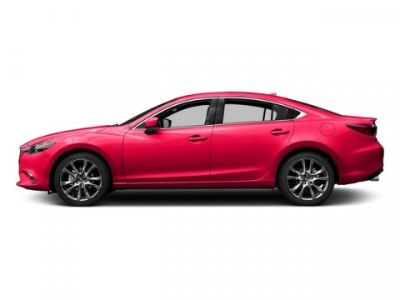 2017 Mazda Mazda6 Grand Touring (Soul Red Metallic)