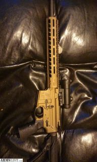 For Sale/Trade: Zev ar 15